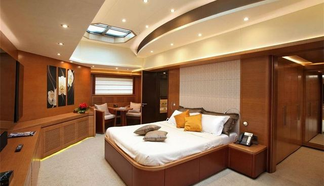 IAG 127 (Hull 3) Charter Yacht - 8