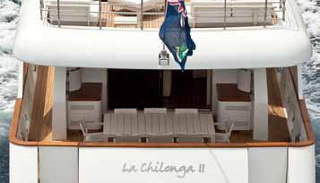 La Chilonga II Charter Yacht - 5
