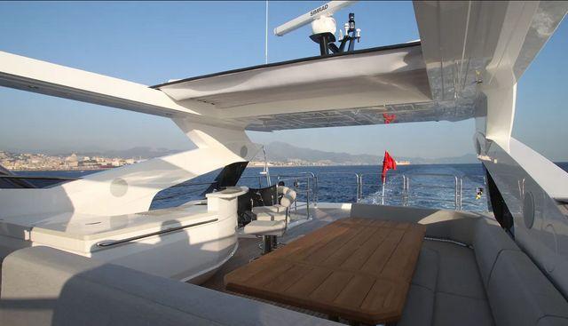 Mr. K Iriston Charter Yacht - 2