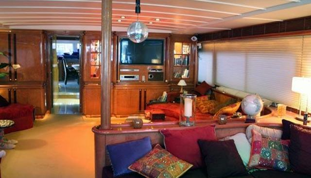 Praise the Lord Charter Yacht - 2