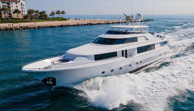 Unwined Charter Yacht