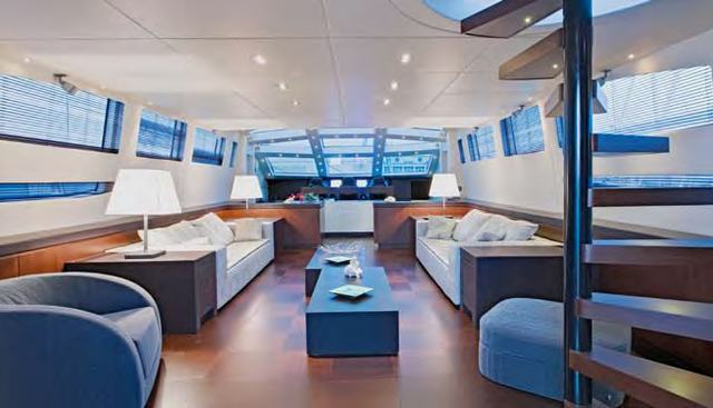 One O One Charter Yacht - 7