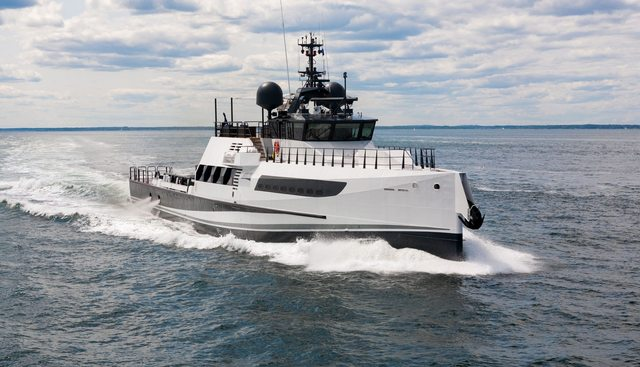 Axis Charter Yacht