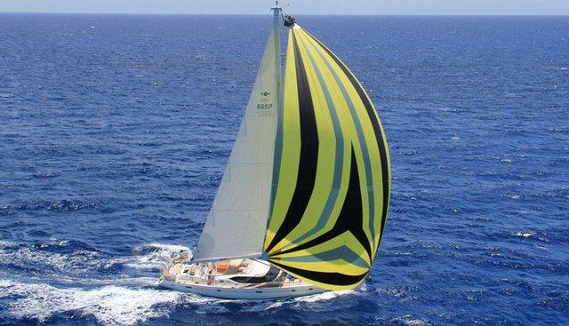 Neki Charter Yacht