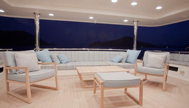 Joan's Beach Charter Yacht - 5