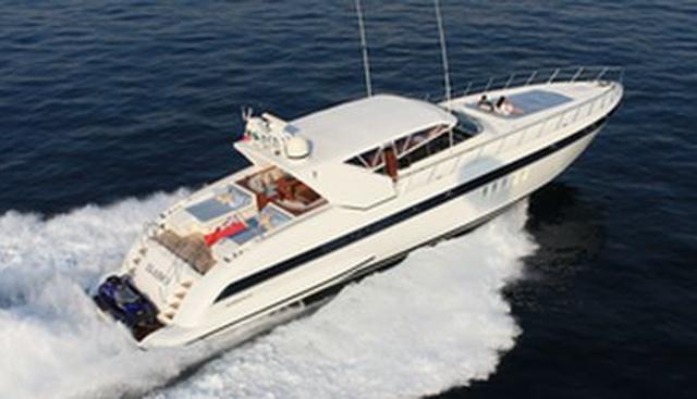 Erasmo Charter Yacht - 3