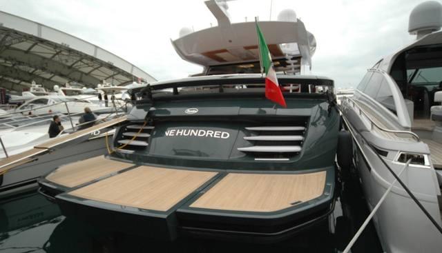 Black Legend Charter Yacht - 4