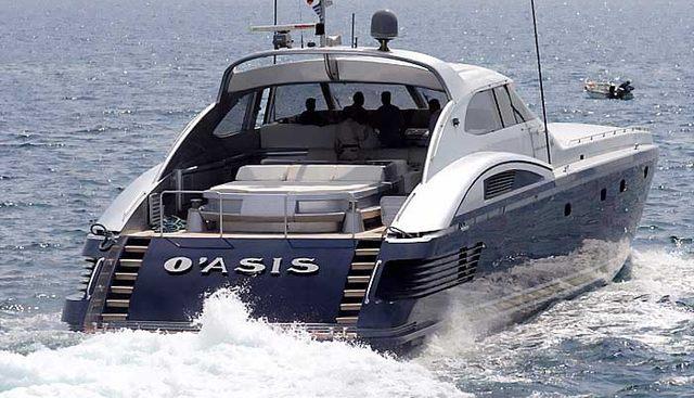 Oceanis Charter Yacht - 4