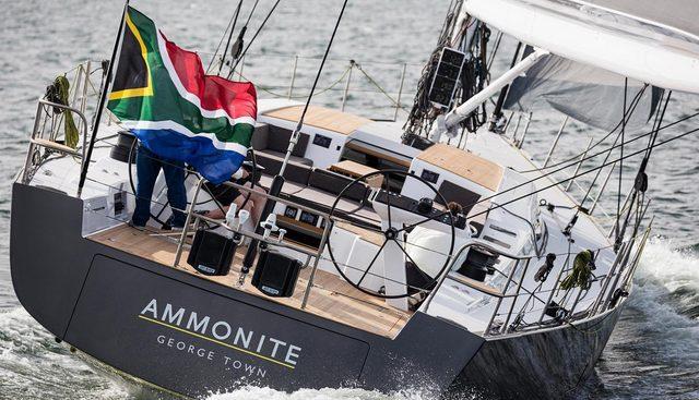 Ammonite Charter Yacht - 5
