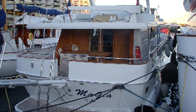 Magia Charter Yacht - 2
