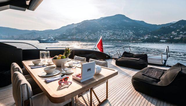 Neoprene Charter Yacht - 3