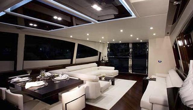LSX 92 Charter Yacht - 4