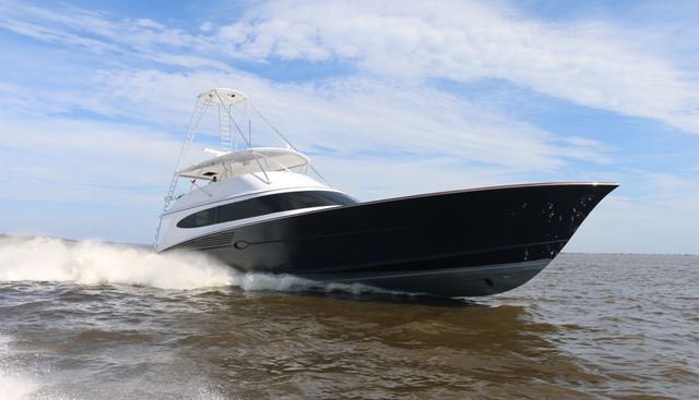 Reel Wheels II Charter Yacht