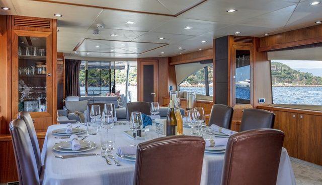Georgina Charter Yacht - 7