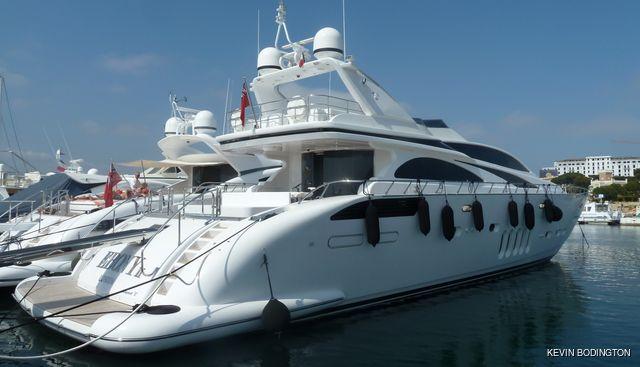 Ebony II Charter Yacht