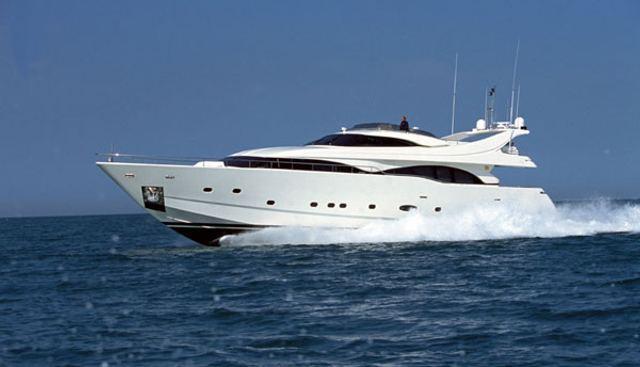 Lady Vanilla Charter Yacht - 3