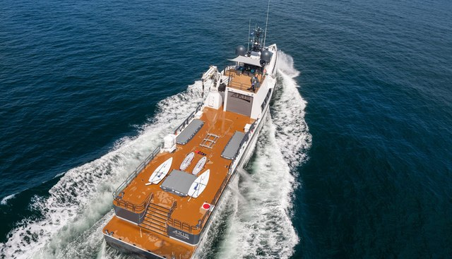 Axis Charter Yacht - 2