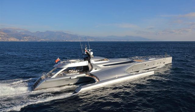 Galaxy of Happiness Charter Yacht