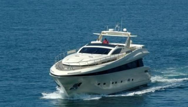 Zarseas Charter Yacht