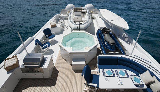 Chanson Charter Yacht - 2