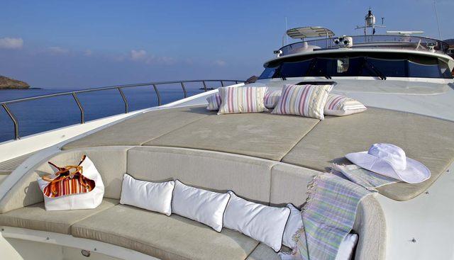 Sanjana Charter Yacht - 2