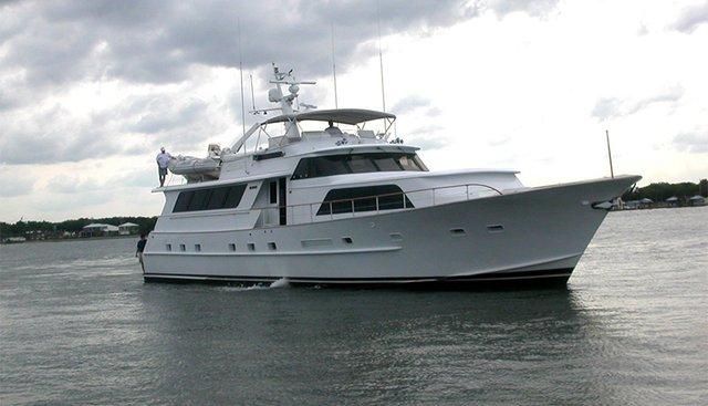 La Isla Charter Yacht - 2