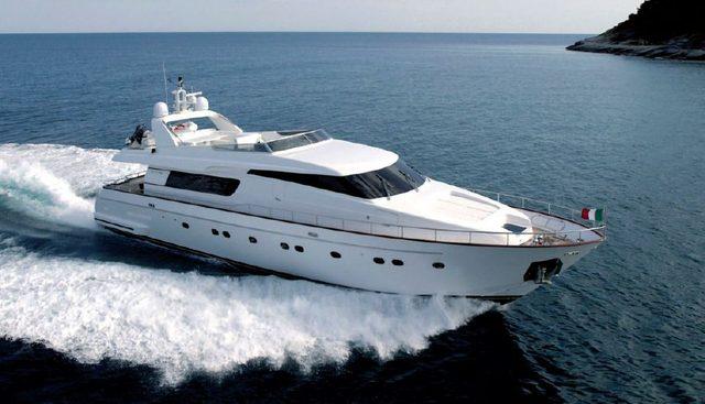 Majirel Charter Yacht