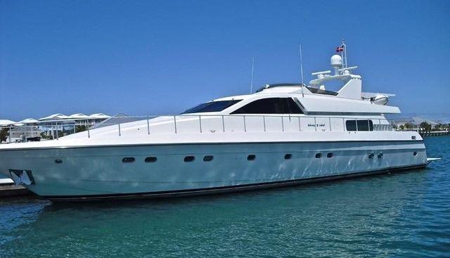 Thunderball Charter Yacht
