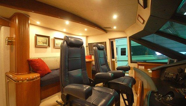Dividend Charter Yacht - 3