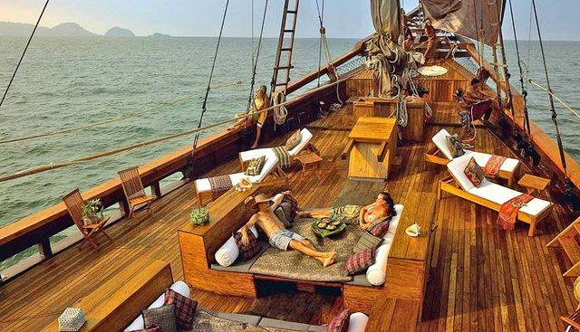 Silolona Charter Yacht - 8