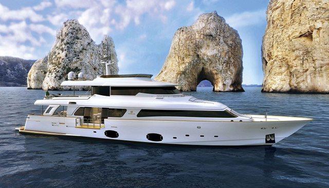 D'Artiste Charter Yacht