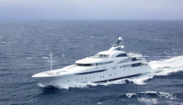 Graceful Charter Yacht