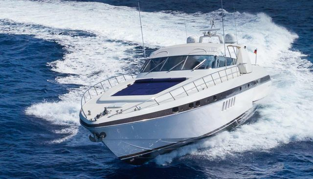 Minu Luisa Charter Yacht - 5