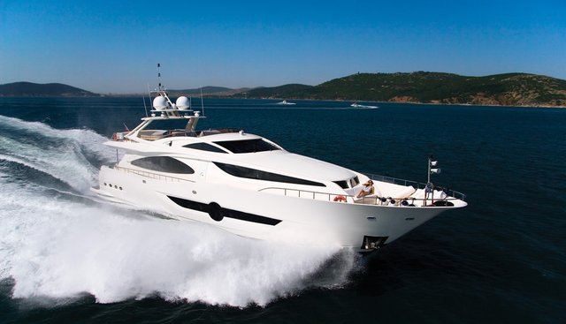 A.Mey Charter Yacht