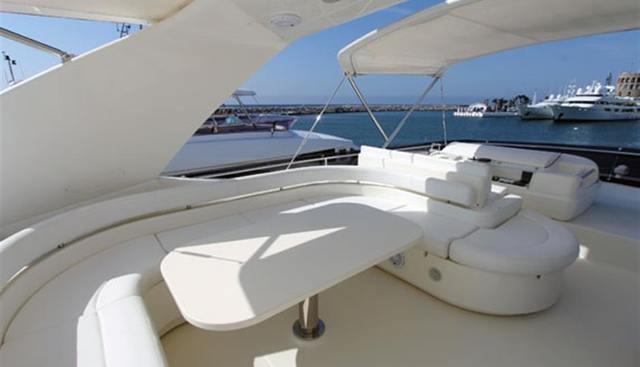 Annouka Charter Yacht - 3