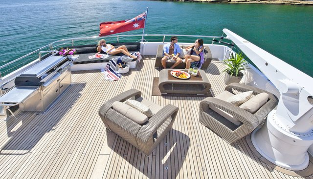 Oscar II  Charter Yacht - 3