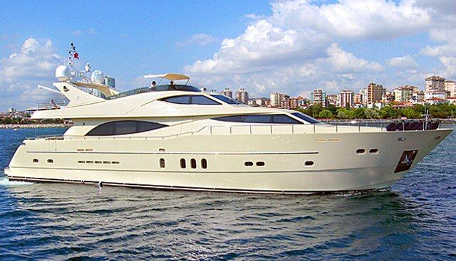 Flatrock Charter Yacht