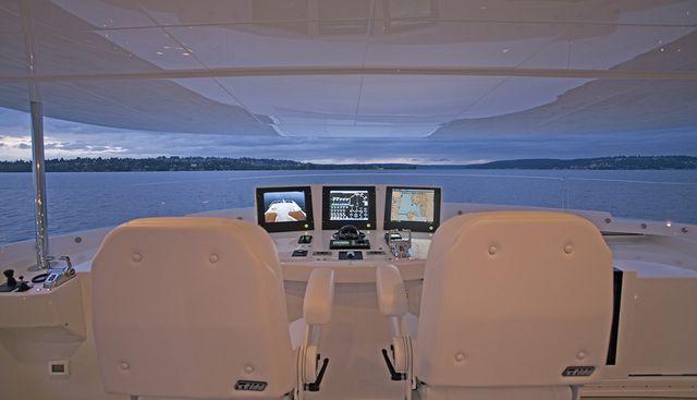 Fugitive Charter Yacht - 4