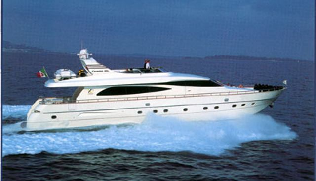 Fizzy Charter Yacht