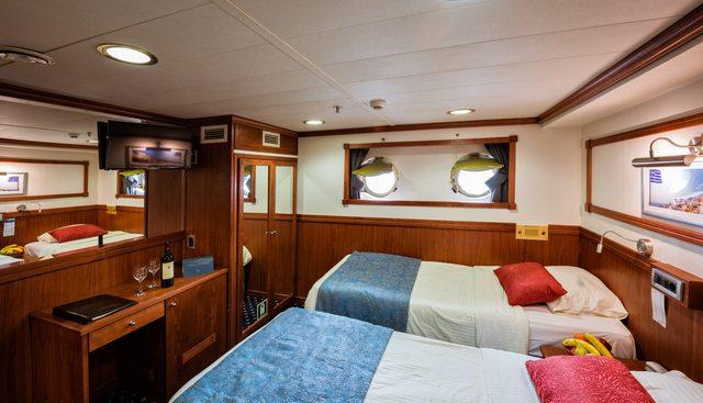 Galileo Charter Yacht - 7