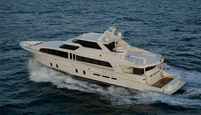 Christine II Charter Yacht