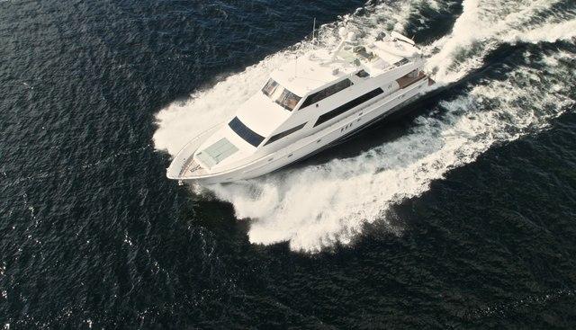 Divertimento II Charter Yacht