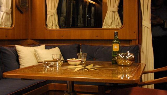Hercule Poirot Charter Yacht - 5