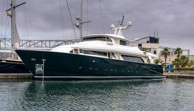 Gihramar Charter Yacht