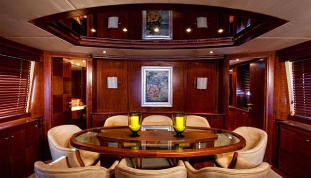 Daniela Charter Yacht - 5
