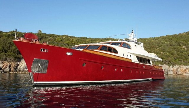 Mirage S Charter Yacht - 4