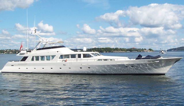 United Spirit Charter Yacht - 3