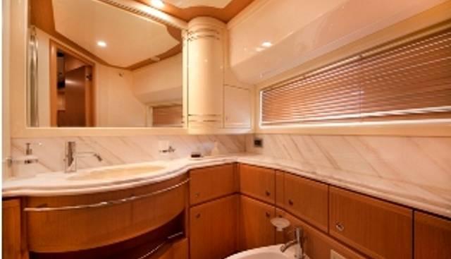 Ferretti 881 2012 Charter Yacht - 5