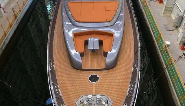 Ginger Charter Yacht - 2