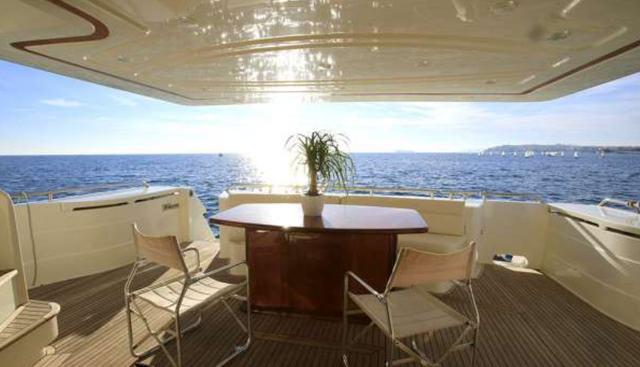 Ade Yeia Charter Yacht - 5